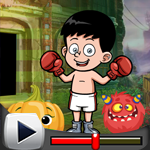 G4K Boxing Boy Escape Game Walkthrough