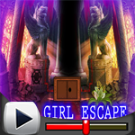 G4K Cute Girl Escape From…