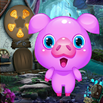 G4K Cute Pig Rescue Game