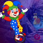 G4K Cycling Clown Escape …
