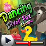 G4K Dancing Silver Fox Escape Game Walkthrough