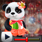 G4K Drowsy Panda Escape G…