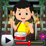 G4K Drummer Boy Rescue Ga…