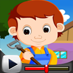 G4K Farm Boy Rescue Game …