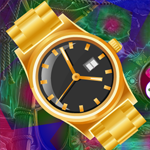 G4K Find My Gold Watch Game