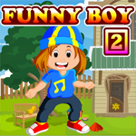 G4K Funny Boy Rescue 2 Game