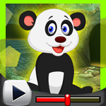 G4K Giant panda Escape Game Walkthrough