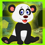 G4K Giant panda Escape Ga…