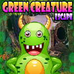 G4K Green Creature Escape…