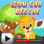 G4K Lion Cub Rescue Game …