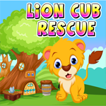 G4K Lion Cub Rescue Game