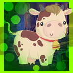 G4K Little Milky Cow Escape Game