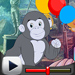 G4K Modest Chimpanzee Rescue Game Walkthrough