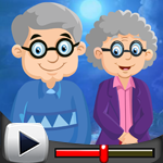 G4K Old Couple Escape Gam…