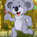 G4K Pretty Koala Bear Escape Game