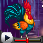 G4K Rooster Escape Game W…