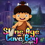 G4K Stone Age Cave Boy Escape Game