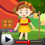 G4K Tiny Girl Rescue Game…