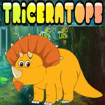 G4K Yellow Triceratops Es…