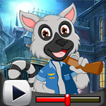 G4K Funny Cartoon Racoon Escape Game Walkthrough