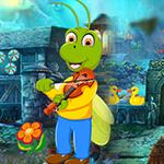 G4K Melodist Grasshopper Escape Game