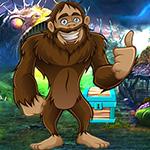 G4K Amiable Caveman Escape Game