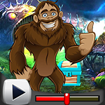 G4K Amiable Caveman Escape Game Walkthrough