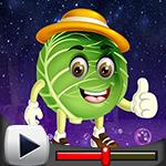 G4K Amusing Green Cabbage…