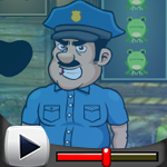 G4K Angry Cop Rescue Game…