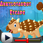 G4K Ankylosaurus Escape Game Walkthrough