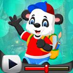 G4K Artsy Panda Bear Esca…
