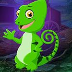 G4K Baby Chameleon Escape…