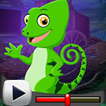 G4K Baby Chameleon Escape Game Walkthrough