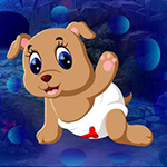 G4K Baby Dog Escape Game