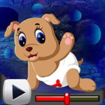 G4K Baby Dog Escape Game …
