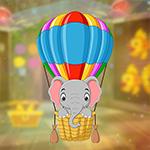 G4K Balloon Baby Elephant…