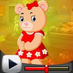 G4K Bear Girl Escape Game…