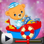 G4K Bear Sailor Escape Ga…