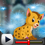 G4K Beauteous hyena Escap…