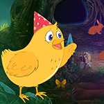 G4K Birthday Chick Escape…