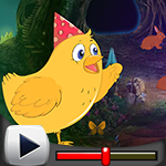 G4K Birthday Chick Escape Game Walkthrough