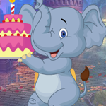 G4K Birthday Elephant Escape Game