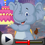 G4K Birthday Elephant Esc…