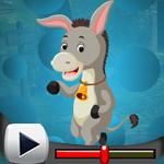 G4K Blissful Donkey Escape Game Walkthrough
