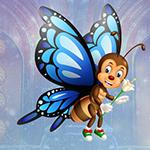 G4K Blue Butterfly Escape…