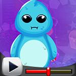 G4K Blue Calmness Creature Escape Game Walkthrough