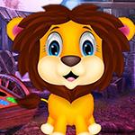 G4K Bonny Baby Lion Escap…