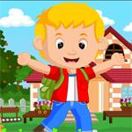 G4K Bonny Boy Rescue Game