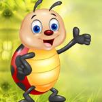 G4K Caring Ladybug Escape…