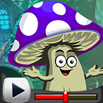 G4K Cartoon Mushroom Escape Game Walkthrough